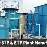 Largest and Best STO and ETP plant Manufacturer in India
